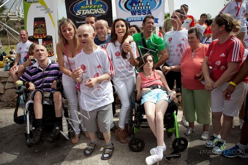 Cientos de personas participaron en el Dynamic Walk-a-Thon Marbella