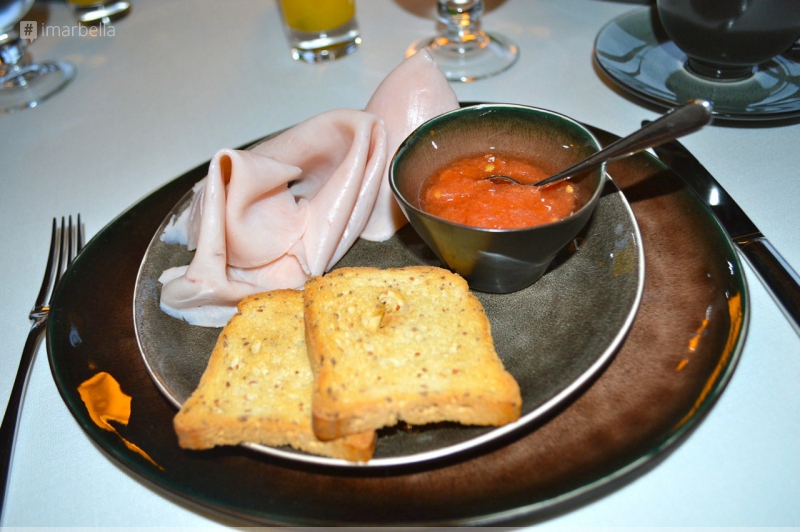 Columna Annika Urm: Servicio de comidas en Healthouse Las Dunas
