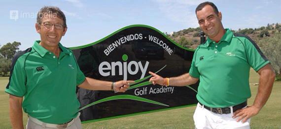 Enjoy Golf Academy, una manera diferente de aprender a jugar al golf
