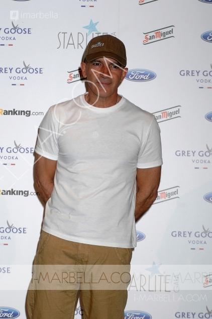 Antonio Banderas será invitado de honor en los premios Platino en Marbella