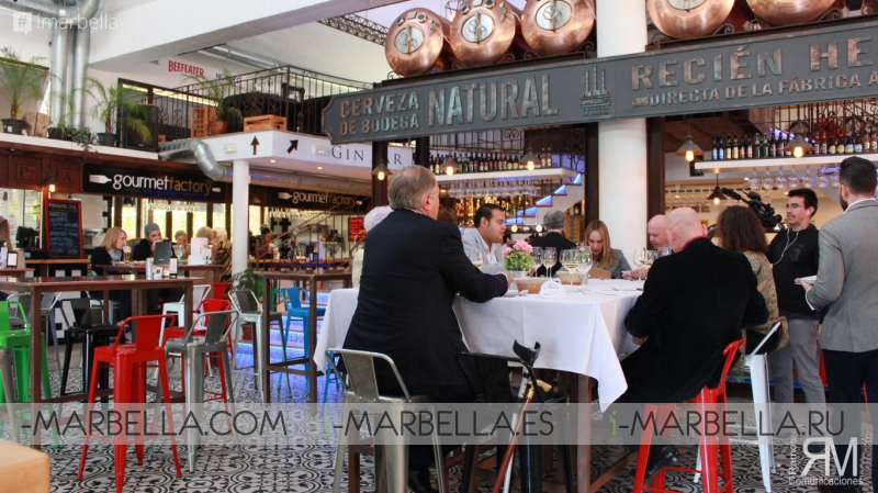 Ramos Comunicaciones volvió a reunir a los miembros del programa Gastronomía 5*****
