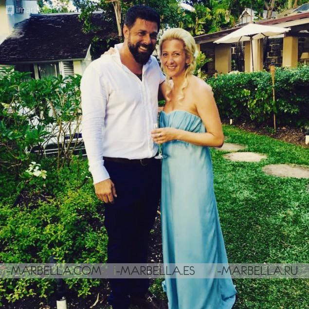 Charlie y Nursel Ward una boda de ensueño en Barbados
