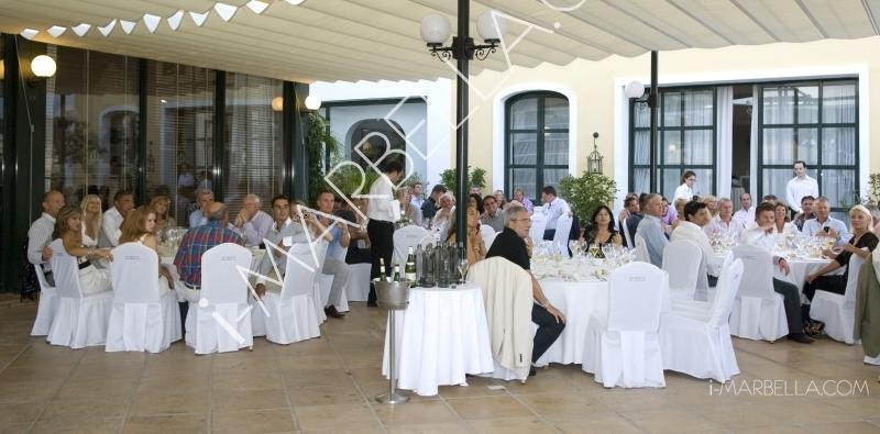 GALERÍA:Fabio Capello ofrece una cena de gala benéfica en La Quinta Golf Club, Marbella