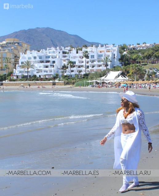 Yanela Brooks celebra su cumpleaños en España