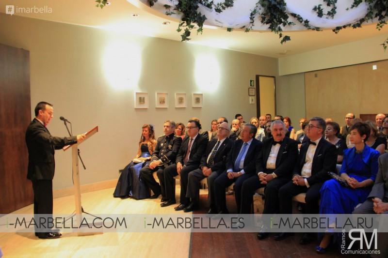 Ceremonia Hermandad Monárquica de España