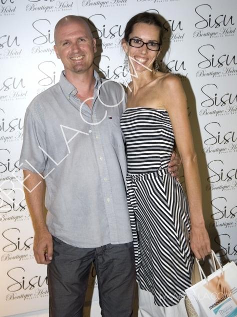 GALERÍA:Una tarde de moda y belleza con el Dr. Campos en el hotel Sisu Boutique