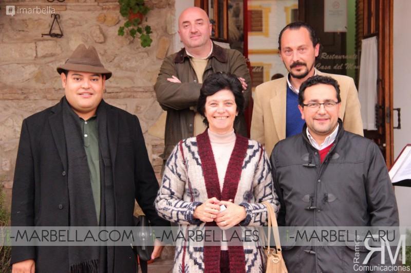 Ramos Comunicaciones visita la ciudad del Oro Líquido D.O. Baena