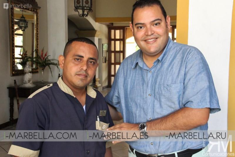 El Club Gastronomía 5* entrega insignias en Nicaragua