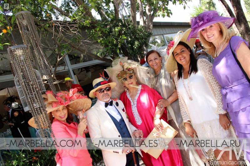 Fiesta de los Sombreros 2017 en Marbella por Kristina Szekely Galeriá