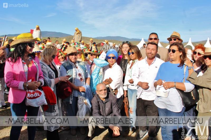 Festival Ecuestre de Mata, Marruecos - Inauguración 2017