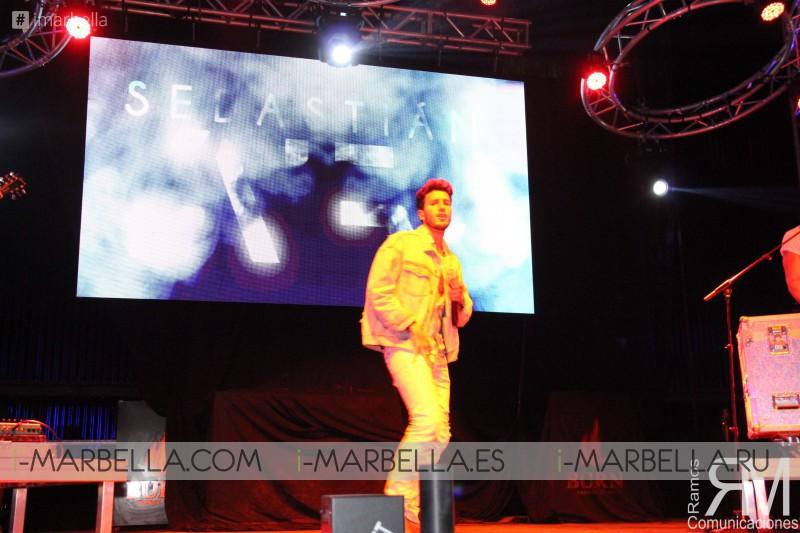 Sebastian Yatra en Starlite Sessions Marbella, Julio 2017