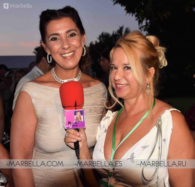 XXXIV Cena De Gala Contra El Cancer @ Marbella, agosto 2017