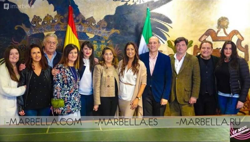 Formalización de la Casa Global Gift @ Ayuntamiento de Marbella 27 de noviembre de 2017