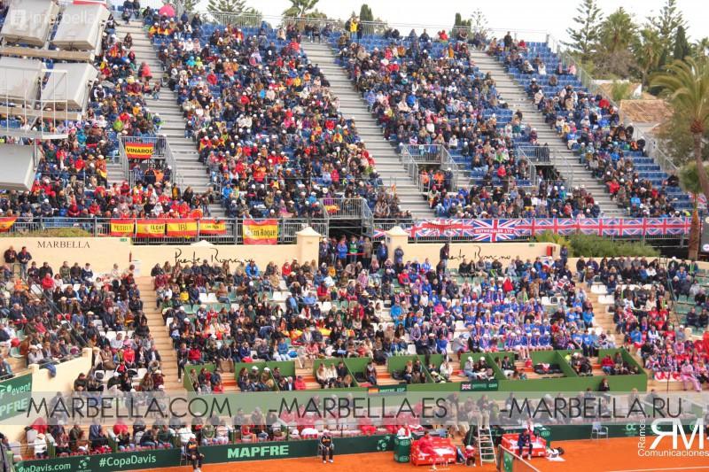 España clasificada a Cuartos de Final en la Copa Davis 2018