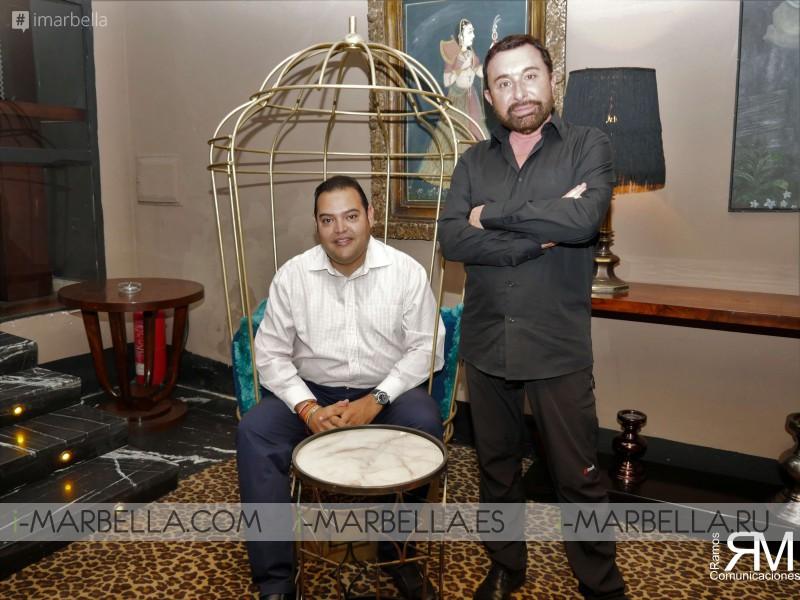 Lotus Club un referente en las noches de Marrakech. Abril 2018