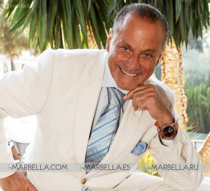 Oscar Horacio celebra los 20 años de su Libro Dorado '' Los Cien '' - Entrevista @Marbella 2018