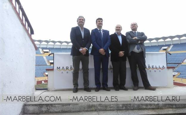 Reestrenan la plaza de toros de Puerto Banús como Marbella Arena que abrirá Sus Puertas En Mayo 2019