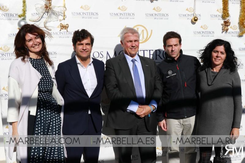 46 Cocido Marqués de Nájera - Hotel Los Monteros 13 Diciembre 2018
