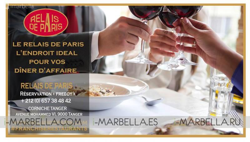 Relais de Paris Tánger cierra el 2018 como un referente gastronómico
