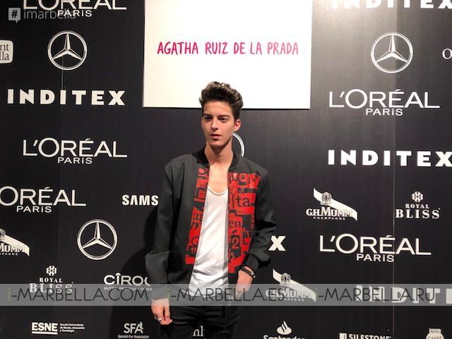 Desfile de Agatha Ruiz de la Prada - Mercedes-Benz Fashion Week Madrid - Colección otoño-invierno 2019/20