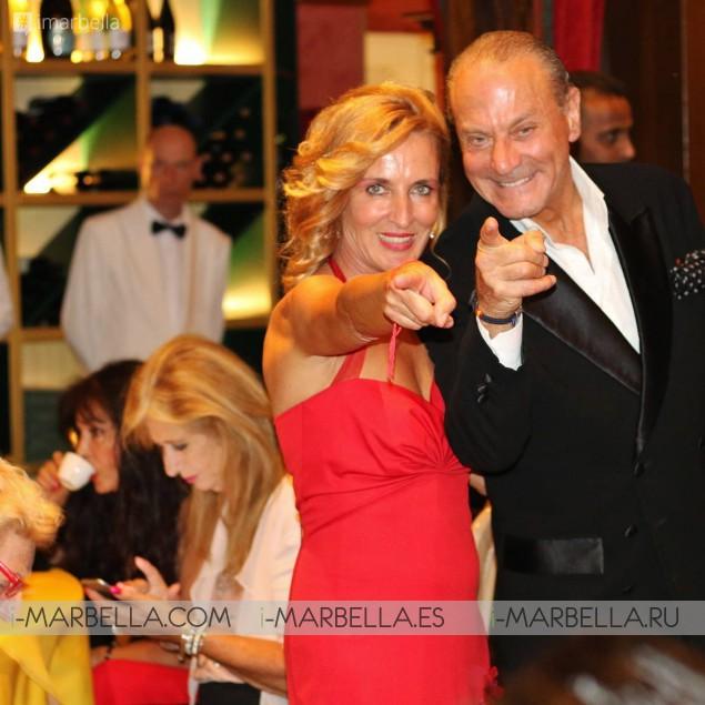 Gala del Libro de Oro de Oscar Horacio @ DOSS Marbella el 15 de marzo de 2019