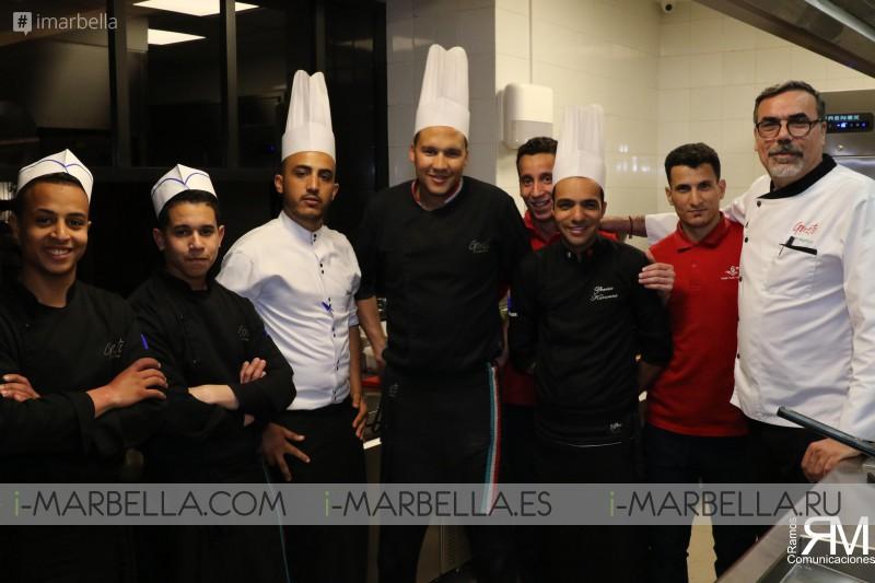 Relais de Paris y Gusto, nuevos restaurantes del Hotel Kenzi Agdal Marrakech - Marzo 2019