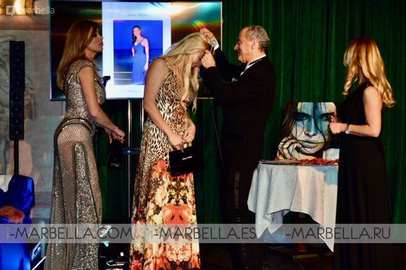 Oscar Horacio lo hizo de nuevo! Exito en la Gala Los 100 Marbella @ Döss 15, marzo 2019