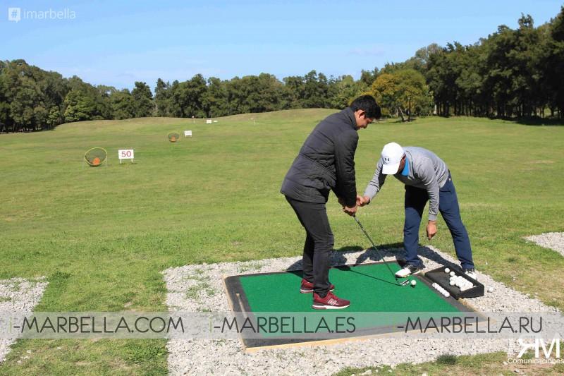 Entrevista a CHAWAD YAQUINE, nuevo Presidente del Royal Contry Club Golf Tánger - 23 Marzo 2019