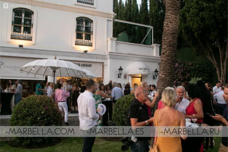 La Galería de Arte Sholeh Abghari abrió sus puertas en Marbella Julio 2019 Galería