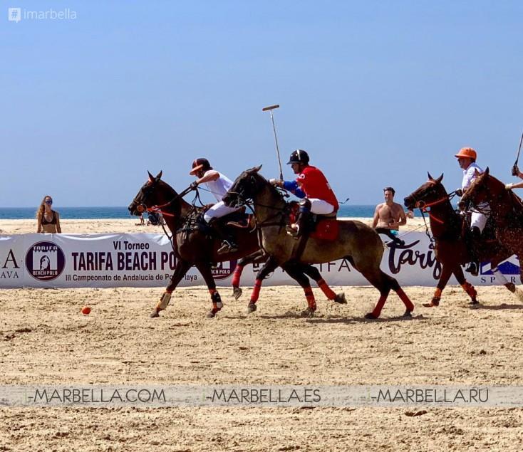 El equipo Trocadero/Baque logra gana la VI edición de Tarifa Beach Polo, Septiembre 2019 Galeria