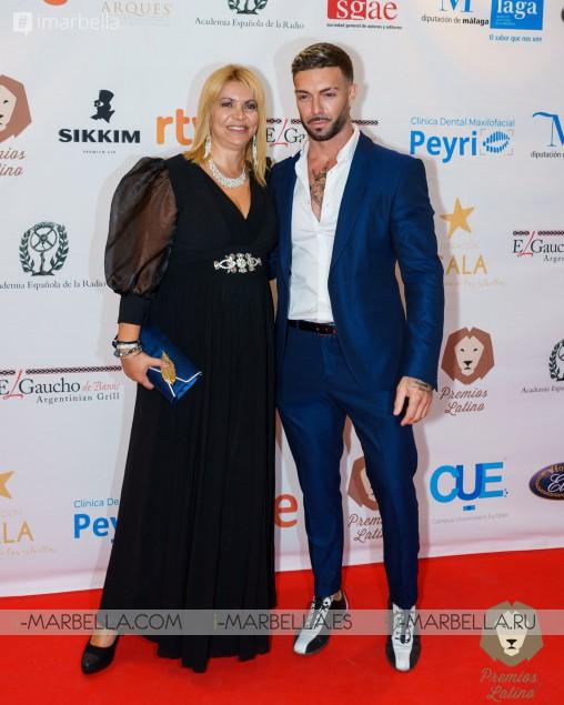Jon Secada, Soraya Arnelas y hasta Camilo Sesto galardonados en Gala de los Premios Latino Marbella 2019 - Galería