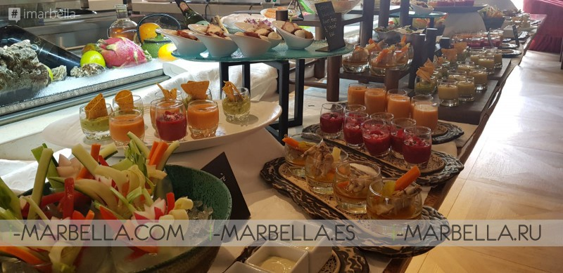 Sunday Brunch with Live Music Döss Marbella 2019