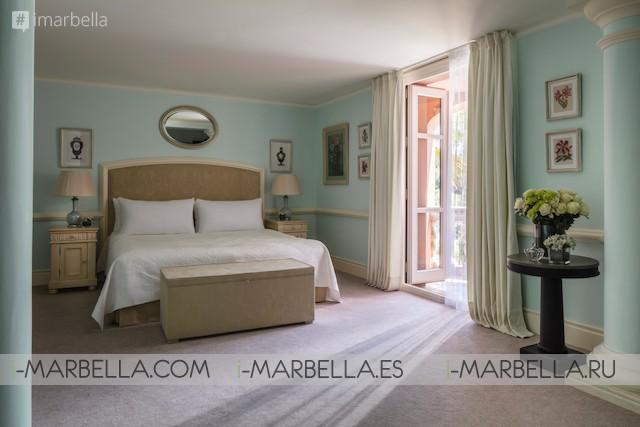 Anantara Villa Padierna Palace Hotel un oasis de tranquilidad para descubrir los encantos de la Costa del Sol en otoño 2019