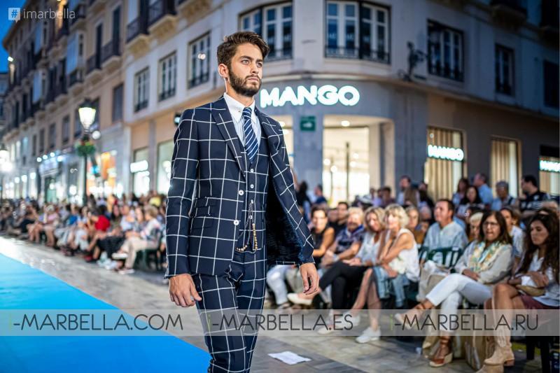Jesús Segado, Rafael Urquizar y más en la 9ª edición de Pasarela Larios - Septiembre de 2019 @Malaga - Gallery