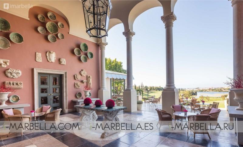 Experimenta una Navidad gastronómica este 2019 bajo el sol del Mediterráneo  en Anantara Villa Padierna