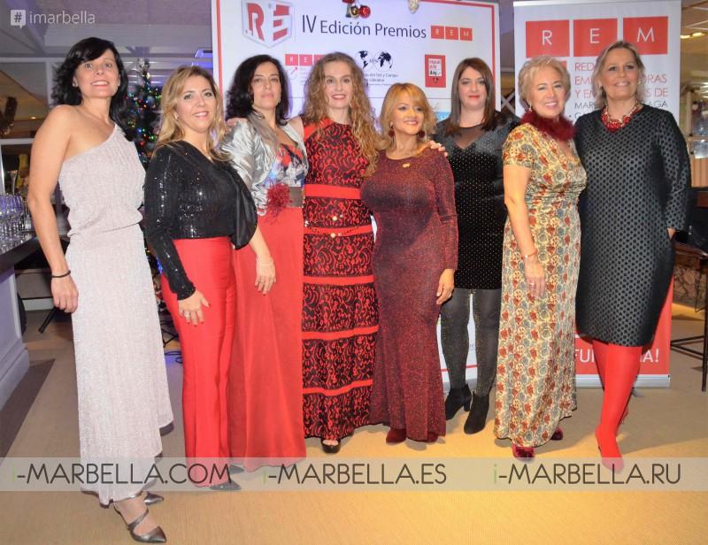REM Ha Celebrado Su GALA ANUAL De Premios en @Marbella Diciembre 13, 2019